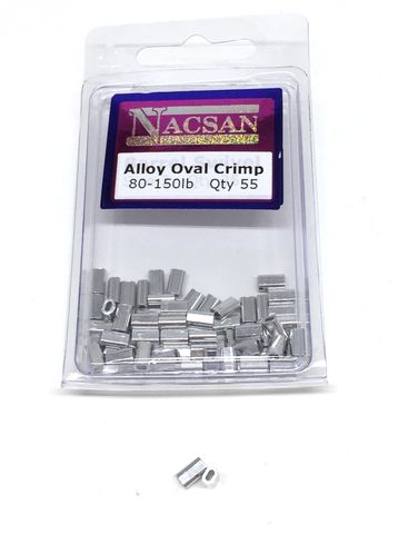 Nacsan Alloy Crimps 80-150Lb
