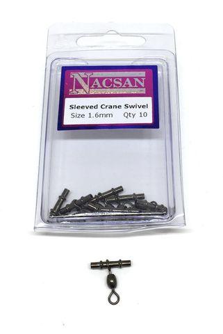 NACSAN SLEEVED CRANE SWIVEL 1.6MM