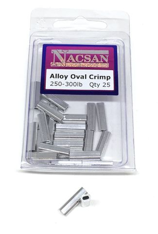 Nacsan Alloy Crimps 250-300Lb