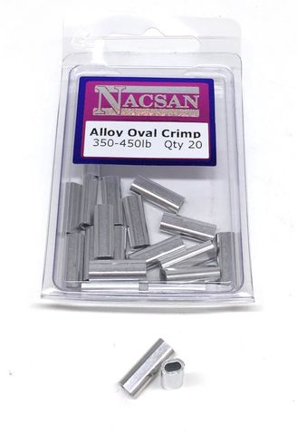 Nacsan Alloy Crimps 350-450Lb