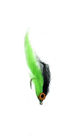 CLOUSER MINNOW 6/0 GREEN BLACK