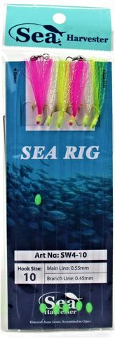 Sea Harvester Sabiki 10