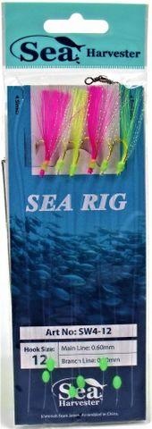 Sea Harvester Sabiki 12
