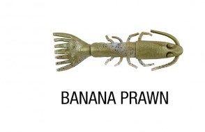Berkley Gulp King Shrimp 7In Banana Prawn
