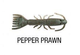 Berkley Gulp King Shrimp 7In Pepper Prawn