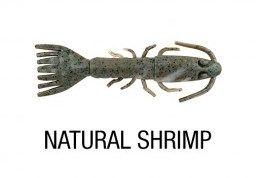 Berkley Gulp King Shrimp 5In Natural Shrimp