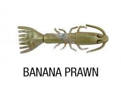Berkley Gulp King Shrimp 5In Banana Prawn