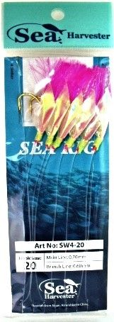 SEA HARVESTER SABIKI 20