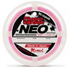 Momoi Pink Fluorocarbon 80lb x 25m