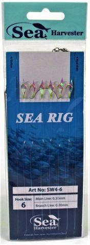 Sea Harvester Sabiki 6