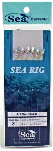 Sea Harvester Sabiki 8