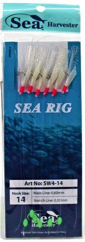 Sea Harvester Sabiki  14