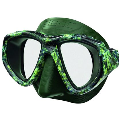 Seac One Mask Green