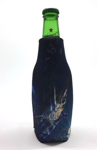 Swordfish Pod Bottle Koozie