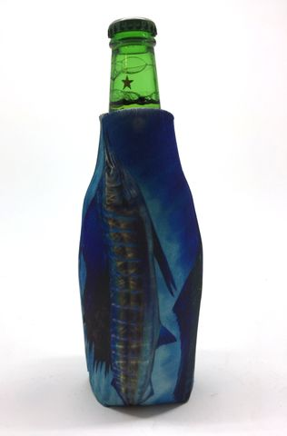 Sailfish Bottle Koozie