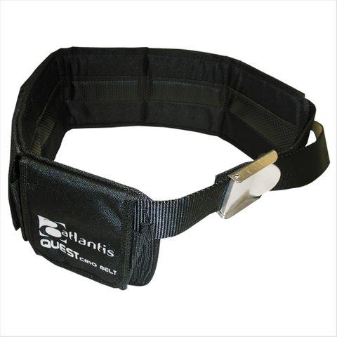 Atlantis Comfort Weight Belt 4 Pocket