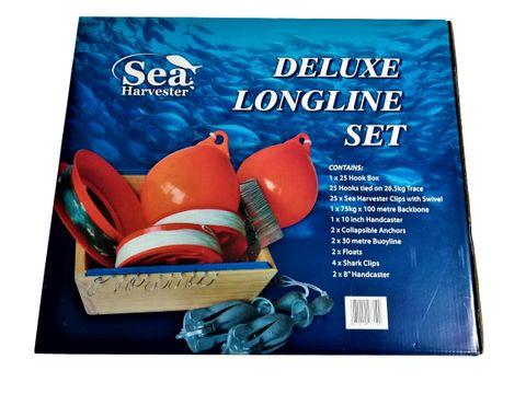 Sea Harvester Longline 25 Hook Delux