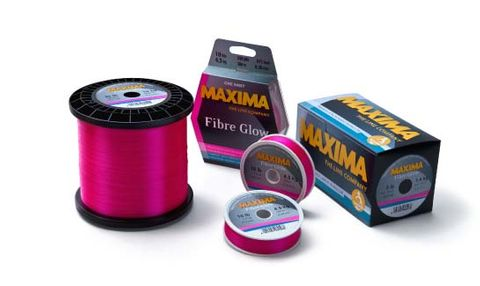 Maxima Fibre Glow 8Lb 300M