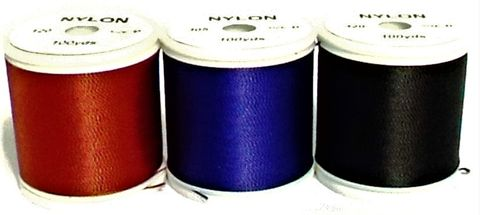 Sea Harvester Binding Thread 100Yd Blue