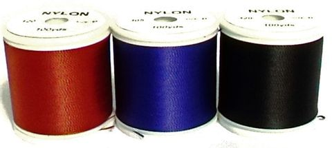 SEA HARVESTER BINDING THREAD 100YD RED