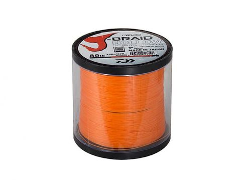 DAIWA HOLLOW CORE BRAID 80LB 750M