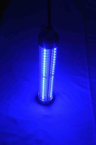 Led Underwater Light Blue 12-24 Volt