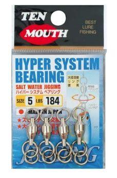 Ten Mouth Hyper Ball Bearing Tm14 276Lb #6