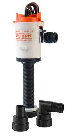 Seaflo Live Bait Tank Pump 350 Gph 12 V