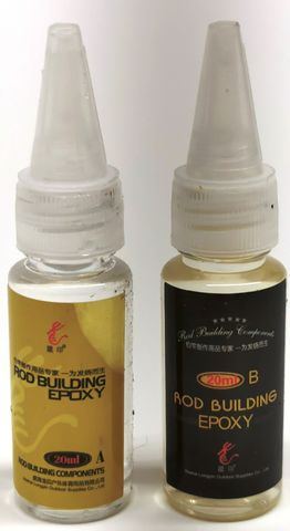 ROD BINDING RESIN 20 MLS