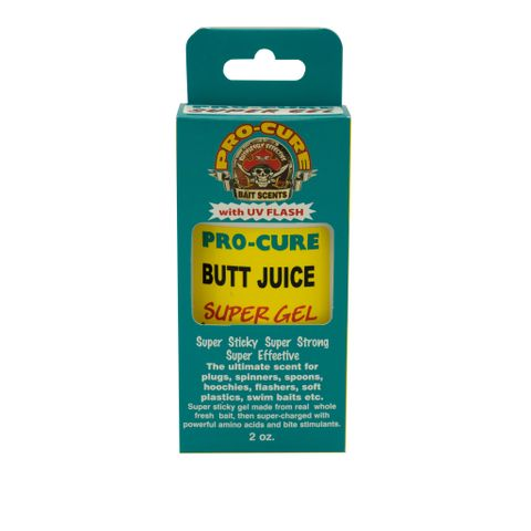 PROCURE GEL BUTT JUICE 2 OZ