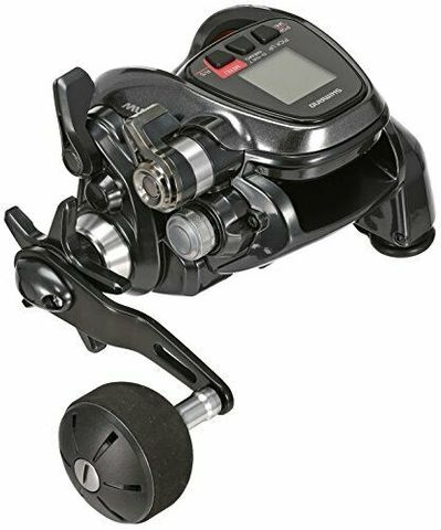 Shimano 3000 Plays Electric Reel(Includes Full Spool Of 50Lb Braid)