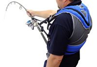 AFTCO  HARNESS SHOULDER 50LB
