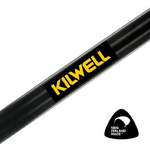 Kilwell O/Rigger Blank 12Ft Stiff White(Pickup Instore Only)