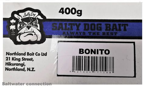 Salty Dog Lunchbox  Bonito400Gm(Click & Collect)