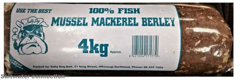 Salty Dog Muss/Mack Berley 4Kg(Click & Collect)