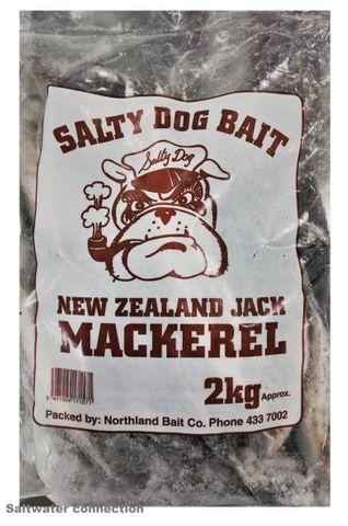 Salty Dog Jack Mackerel 2Kg(Click & Collect)