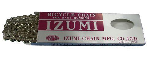 Izumi Silver 1/2x1/8 116 Links