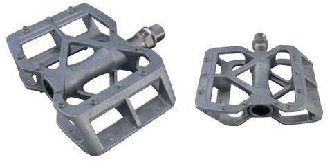 MKS Allways Silver Pedal