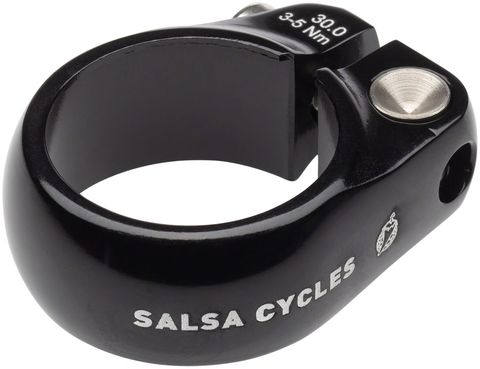 Salsa Lip-Lock Seat Collar 36.4 Black