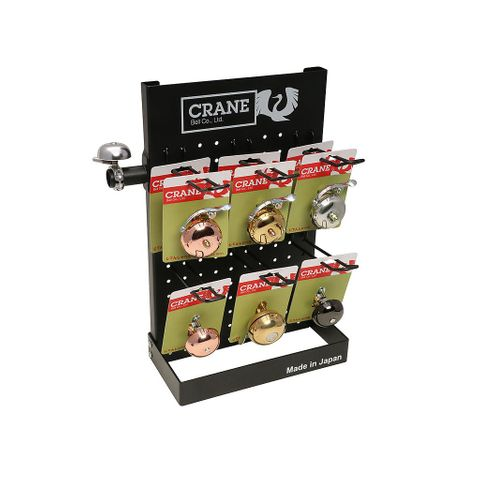 Crane Bell Display Stand