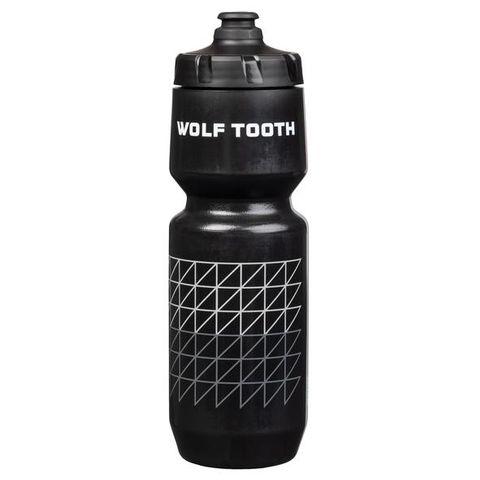 Wolf Tooth Matrix Water Bottle 26oz Blk