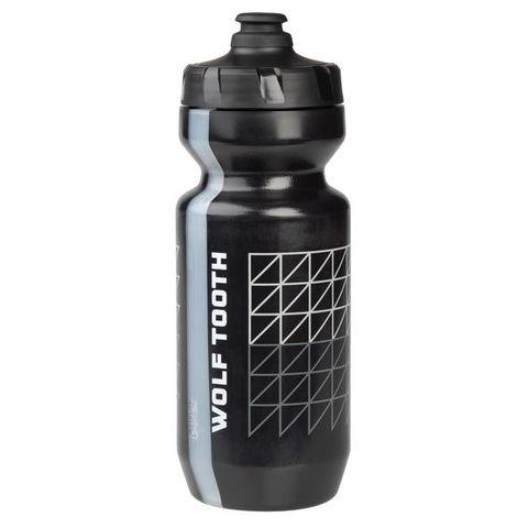 Wolf Tooth Matrix Water Bottle 22oz Blk