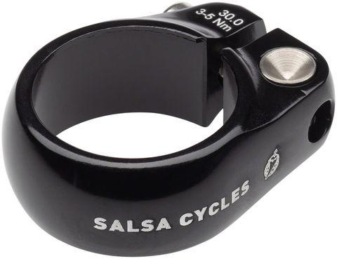 Salsa Lip-Lock Seat Collar 30.0 Black