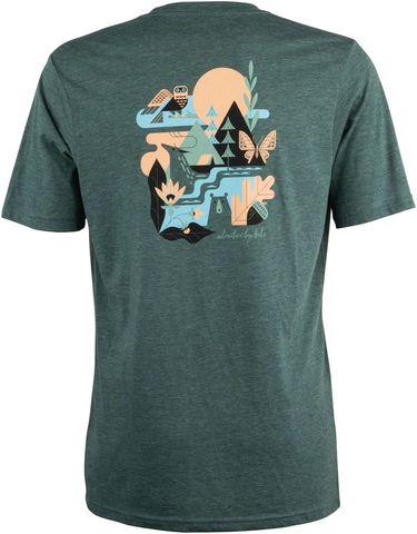 Salsa Meander T-Shirt LG