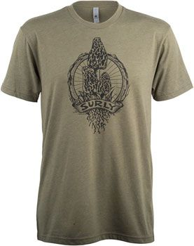 SURLY TRAIL SNACKS T-SHIRT