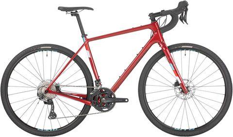 SALSA WARBIRD GRX 600 BIKE RED