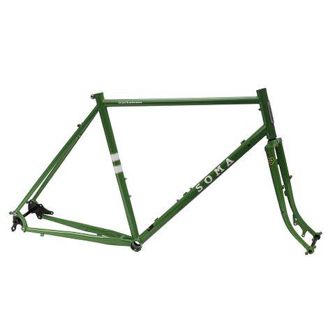 Soma Grand Randonneur F/set 58cm Green