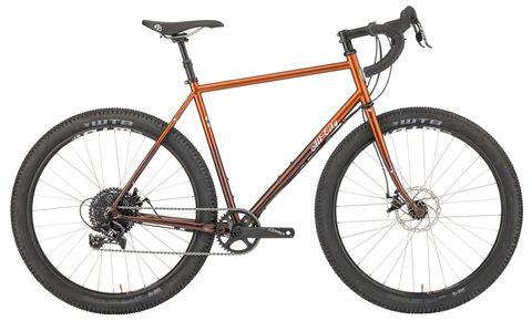 All-City Gorilla Monsoon Bike 58cm APEX