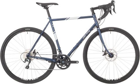 ALL CITY SPACEHORSE DISC COMPLETE NEPTUNE BLUE