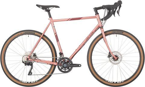 All-City SpaceHorse Disc Bike 49cm Rose